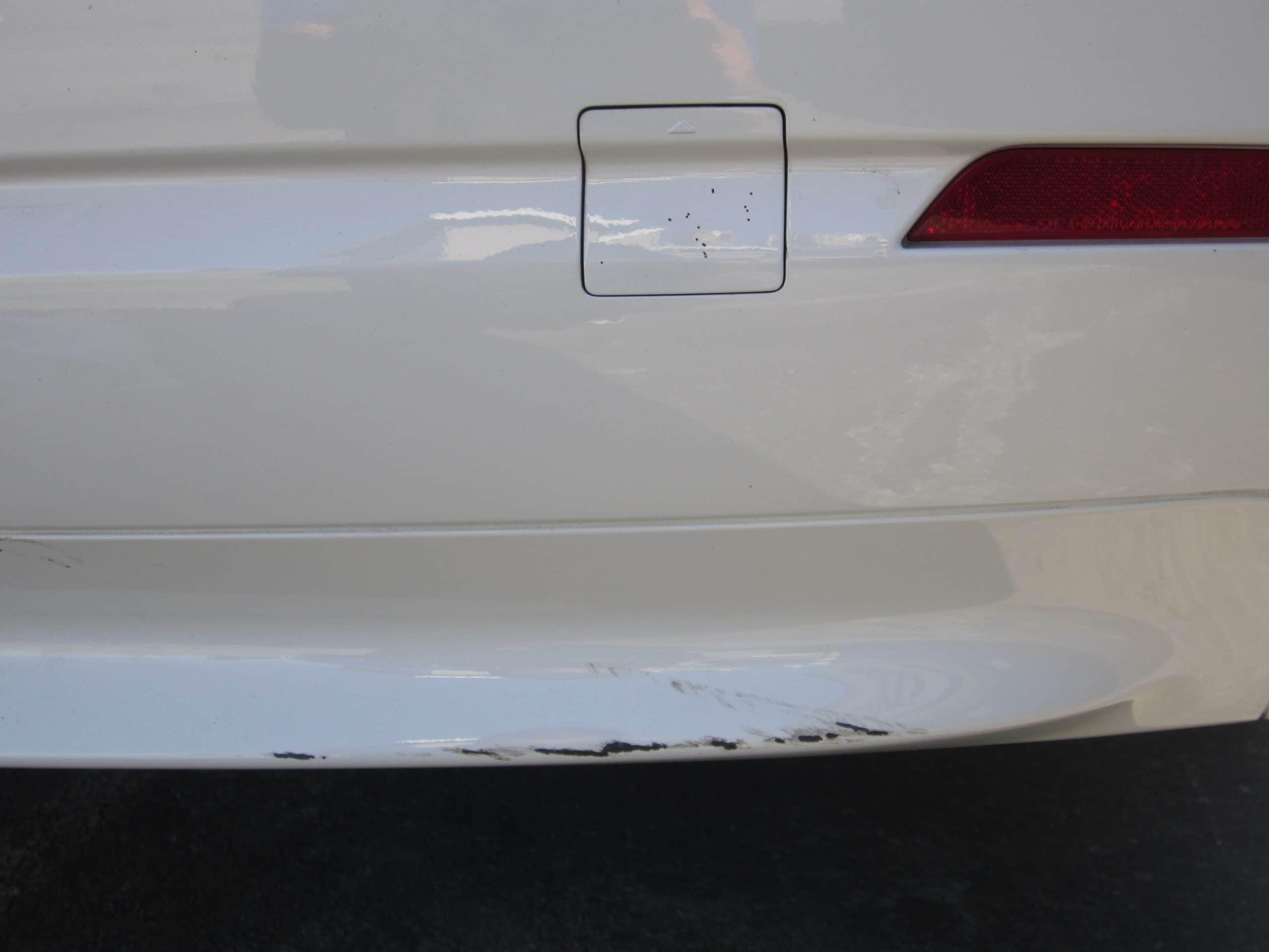 BMW 7 Dent